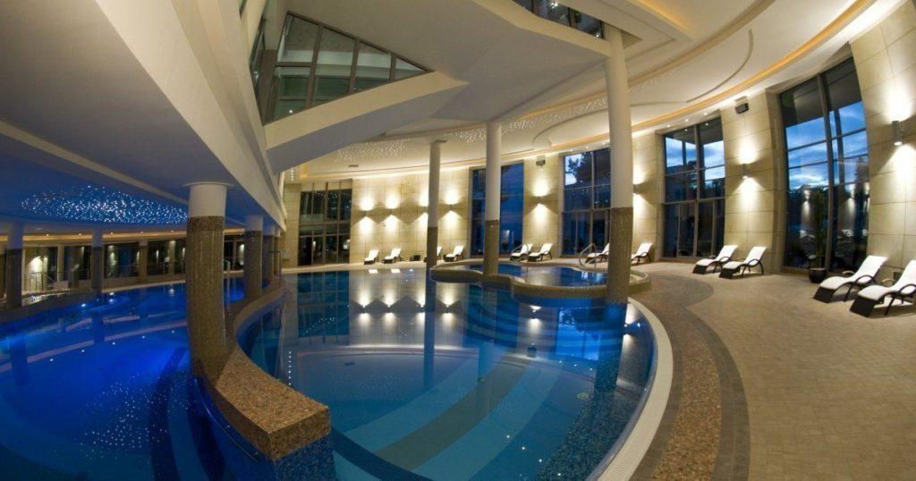 obóz treningowy hotel havet